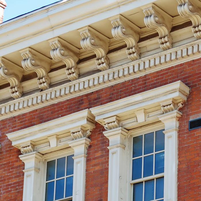Historia Building Restoration