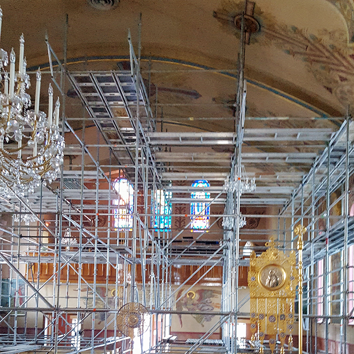 INTERIOR RECONSTRUCTION